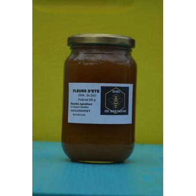 Miel de Fleurs d'Ete 500 g