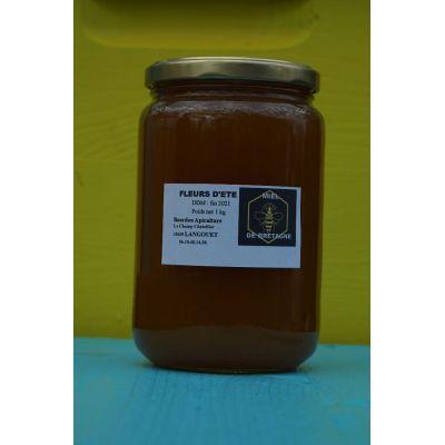 Miel de Fleurs d'Ete 1 kg