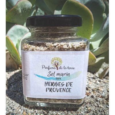 Sel marin aux Herbes de Provence 116g