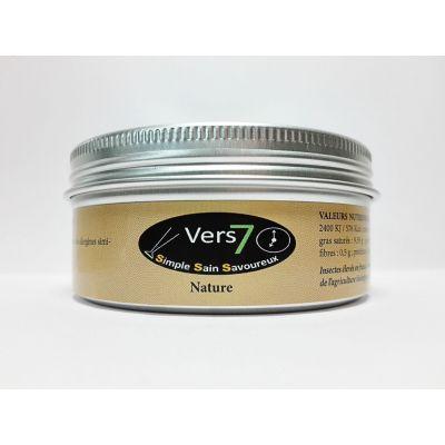 Insectes comestibles-VERS7 NATURE