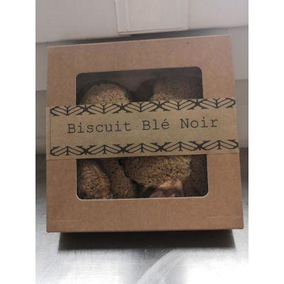 Biscuits au blé noir