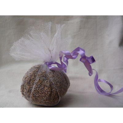 Boule de fleurs de lavande fine du Quercy biologique - Blanc - Violet - parme