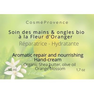 Crème soin intense mains & ongles
