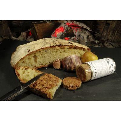 Rillettes pur canard cuisinées à l'ancienne