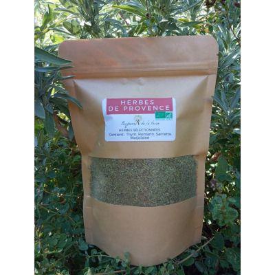 Sachet Aromates BIO Herbes de Provence 100g
