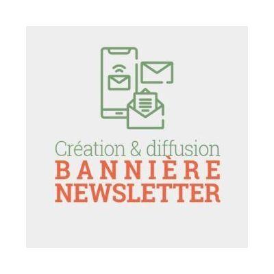 Création de bannière pour la Newsletter