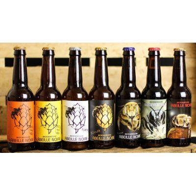 Carton découverte 12 bières différentes