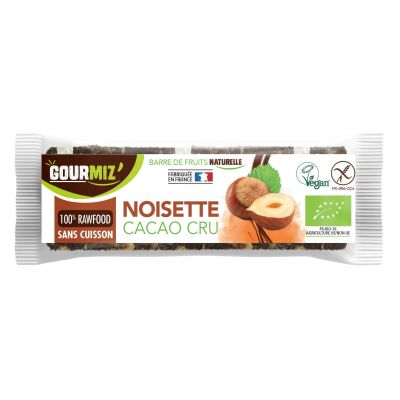 Noisettes Cacao Cru