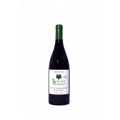 Bordeaux-Le Petit Verdot 2019 sans sulfite ajouté
