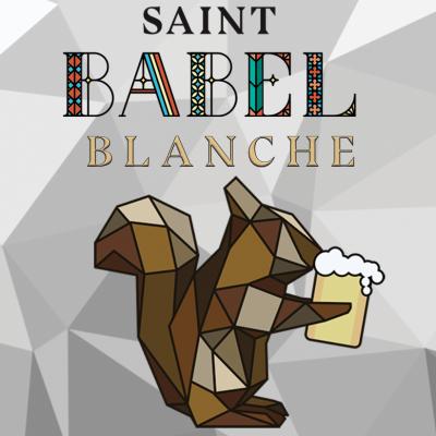Saint-Babel - Blanche 33cl