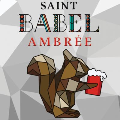 Saint-Babel Ambrée 33cl