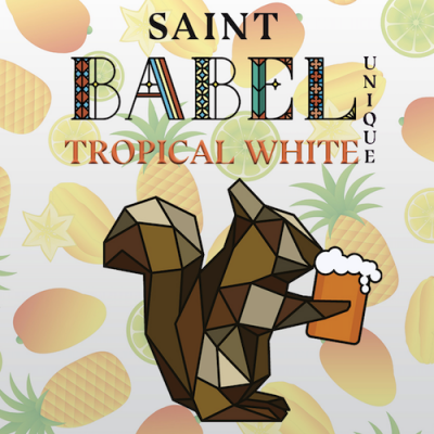 Saint-Babel Tropical White 33cl