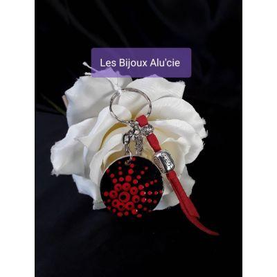 Porte clé ''Bijoux de sac''