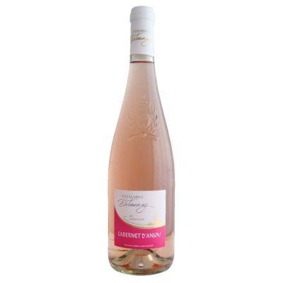 AOC Cabernet d'Anjou Rosé  Domaine DELAUNAY - bouteille