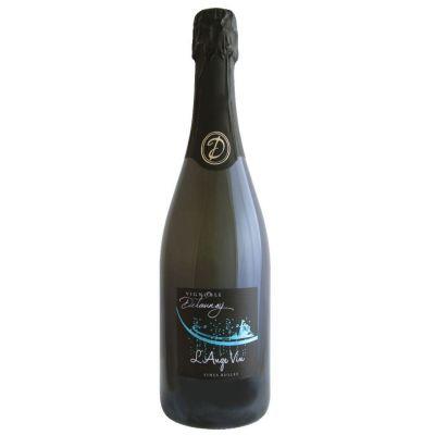 """AOC Cocktail aromatisé à base de vin mousseux """"L'Ange Vin""""  Domaine DELAUNAY - bouteille"""