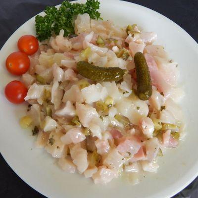 Salade Pieds de Veau Lyonnais 2,5 kg
