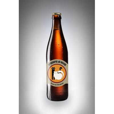 bière rousse levure de Bordeaux lot de 6 - 3 L