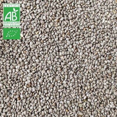 Graines de CHIA BIO FRANCE - 1kg