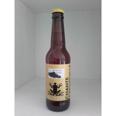 Blonde aromatisée raisin 6X33cl