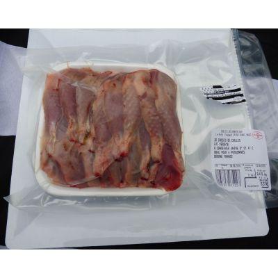 [Congelé] Lot de 10 sachets d'environ 20 cuisses de caille, colis de 5 kg (+ ou - 5%)