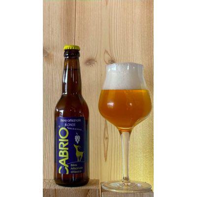 Bière Blonde Artisanale 33 Cl Pack de 12