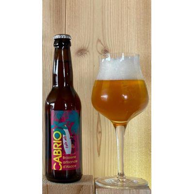 Bière IPA Artisanale 33 Cl Pack de 12