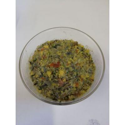 Escargotine beurre basque