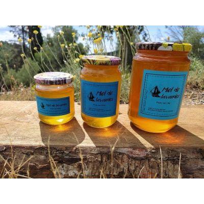 Miel de lavandes - 250g - Crémeux