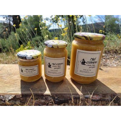 Miel crémeux (toutes-fleurs, garrigues) - 250g