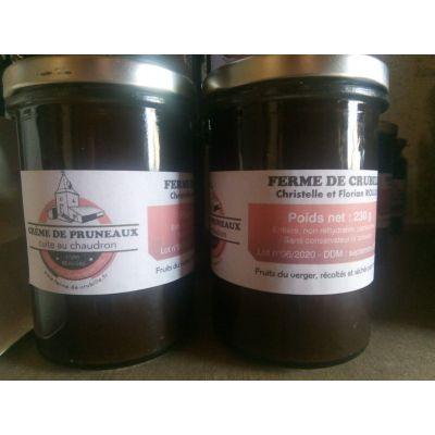Crème de pruneaux - 230g