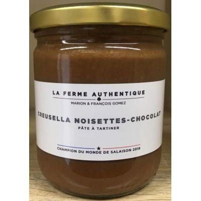 Creusella noisettes-chocolat