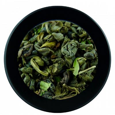 Thé vert aux 2 menthes - 250g
