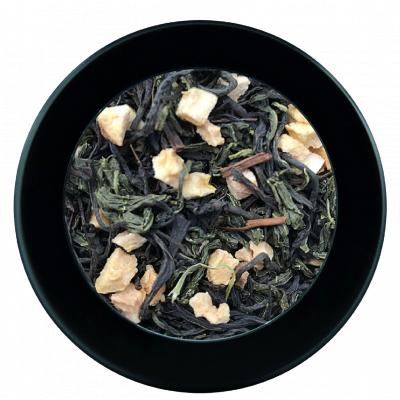 Thé noir mangue pêche - 250g