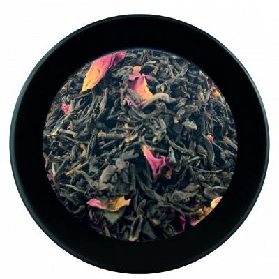Thé noir à la rose - 250g