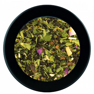 Thé noir au chanvre Chaï épicé - 250g
