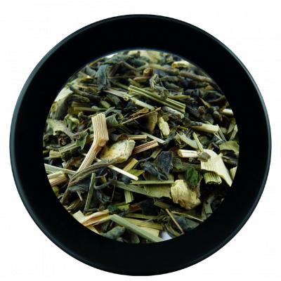 Thé blanc gingembre citron - 250g