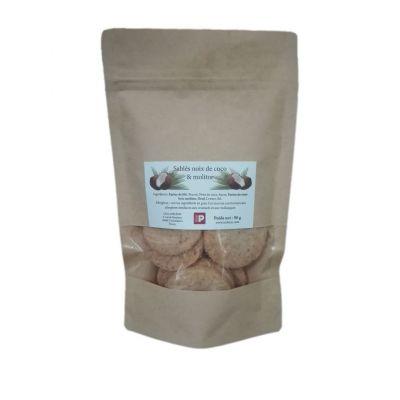 Sablés noix de coco & Molitor