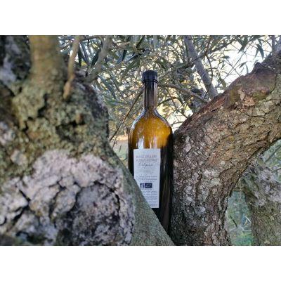 Huile d'Olive Vierge Extra Bidon de 5 L Fruité Mûr - 2L