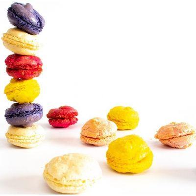 Assortiment  de Macarons à l'ancienne