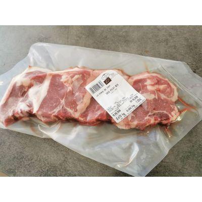 cotelettes  d agneau bio sous vide x4 - 350g