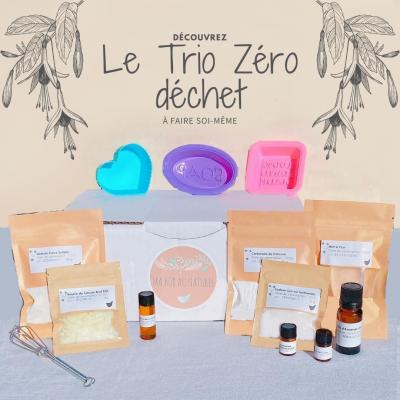 Box DIY - Trio Zéro Déchet