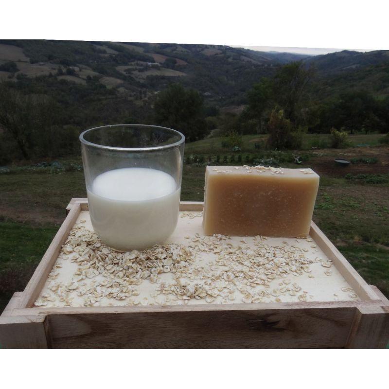 Secret de Nature 15% de lait d'ânesse et 15% de lait d'avoine