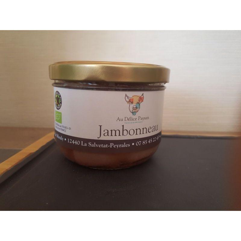 Jambonneau de porc AB