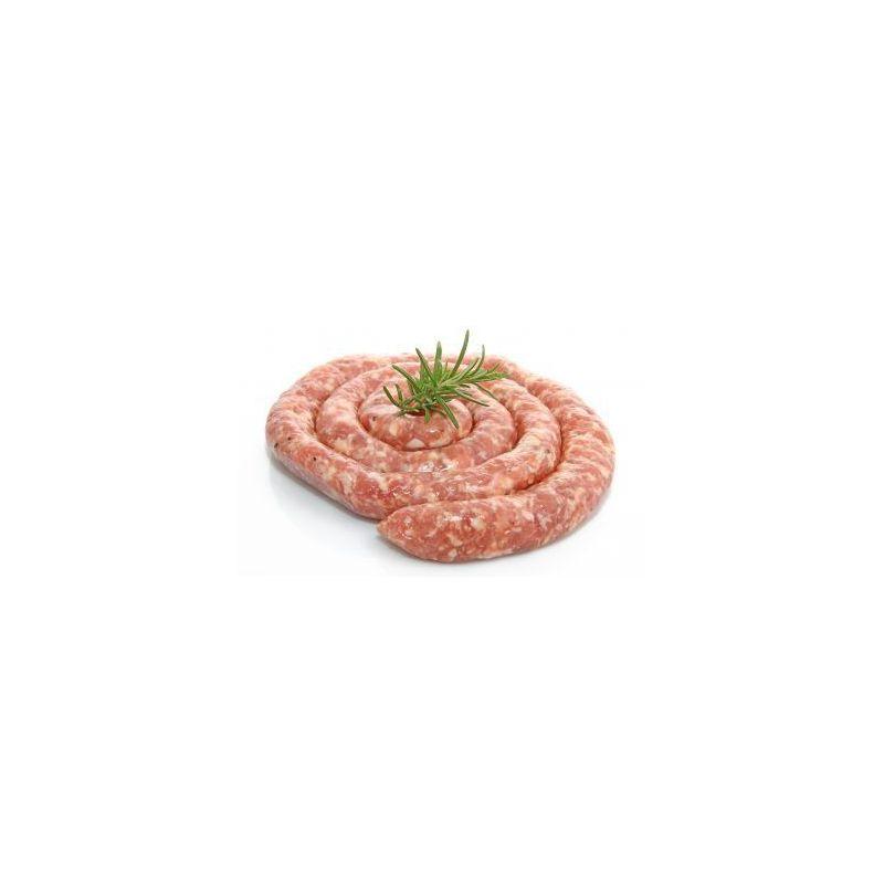 Pré-Commande - Saucisse 100% Brebis de plein air - Sous Vide (par 500gr)