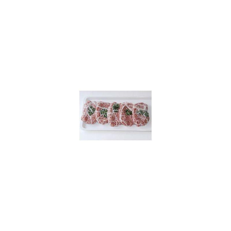 Crépinettes de porc