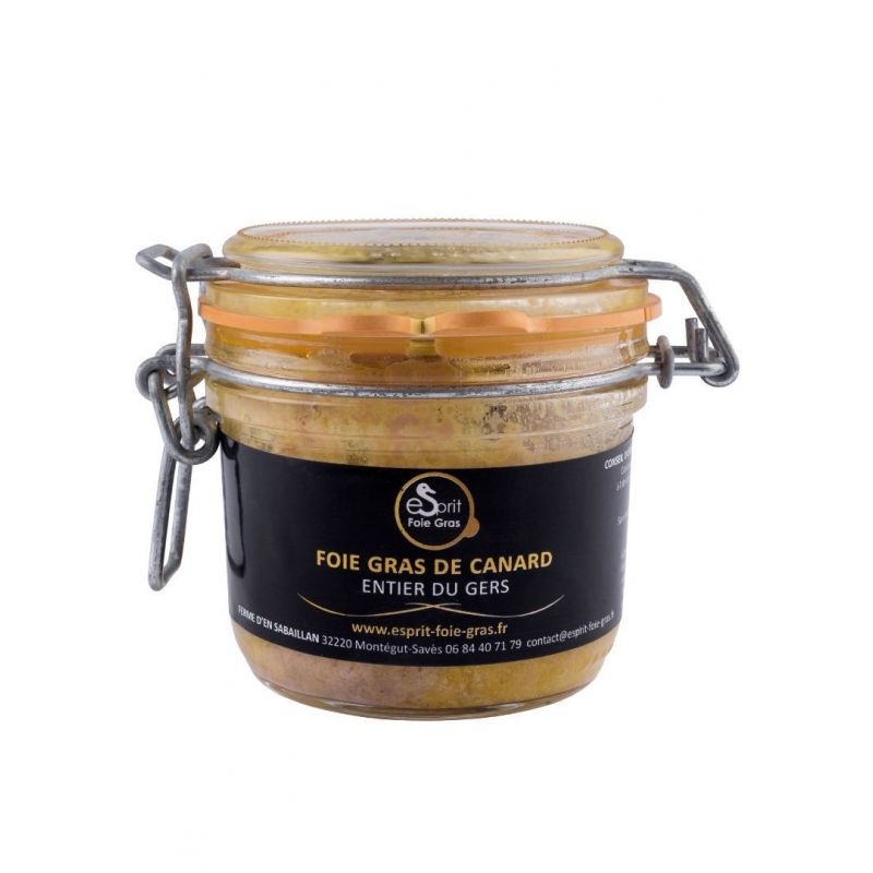 Foie Gras de canard du Gers 130 g