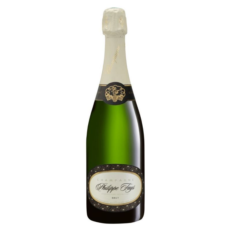 Champagne BRUT - bout. 750 ml