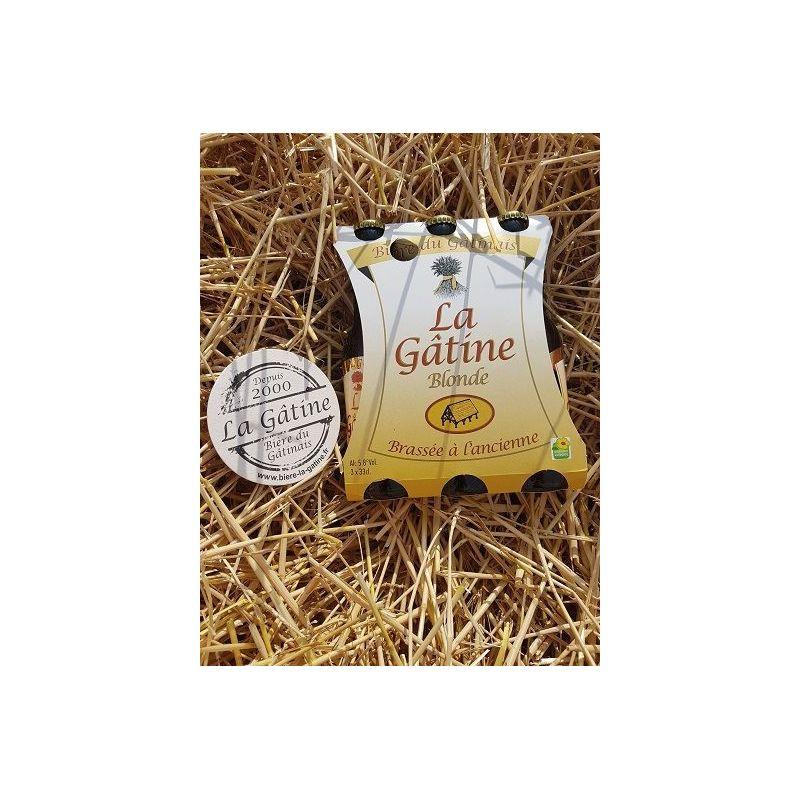 La Gâtine composition aux choix en Carton de 4 Packs de 3x33 cl
