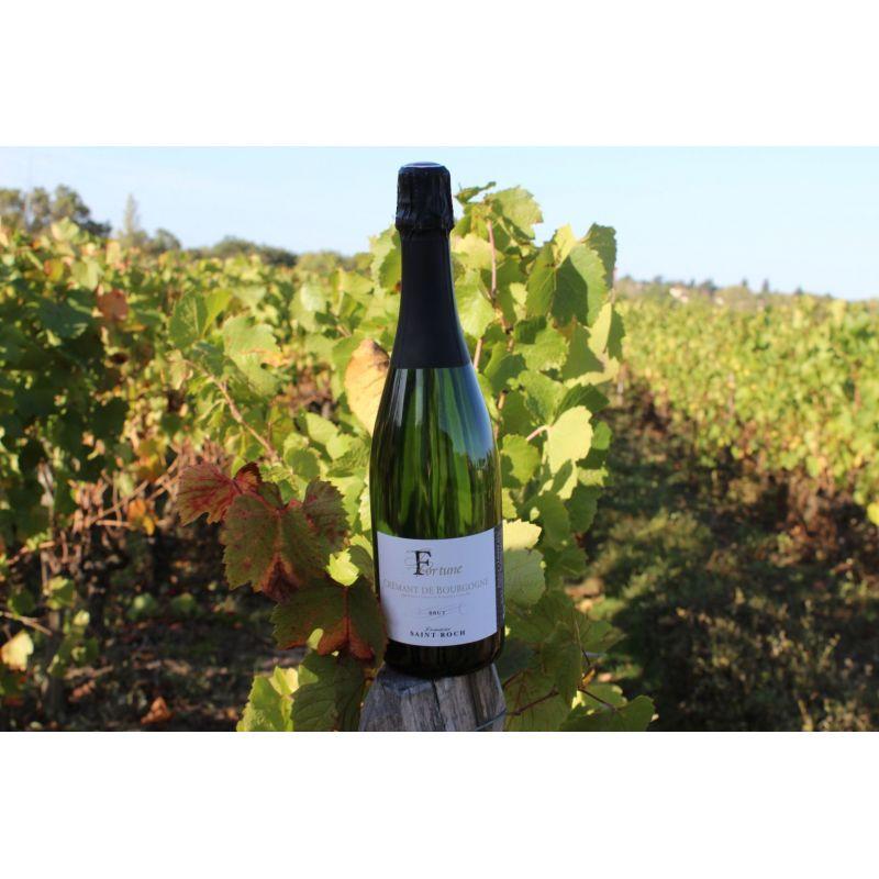 6 Bouteilles de Crémant de Bourgogne
