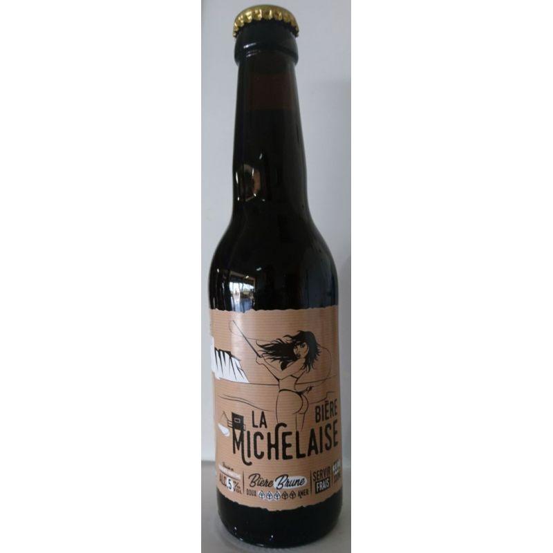 La Bière Michelaise Brune
